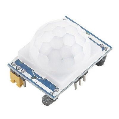 1pc Ir Pyroelectric Infrared Pir Motion Sensor Detector Module Hc--sr501 Dp