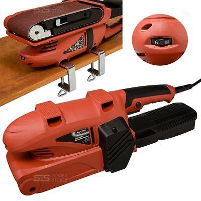 Matrix Bandschleifer BS 600 Schleifer Bandschleifmaschine 600 W Schleifmaschine