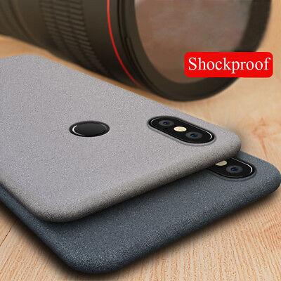 For Xiaomi Mi Mix 2S 8 Max 3 A1 A2 Lite Slim Matte Silicone Soft TPU Case Cover