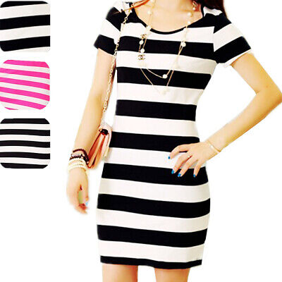 Women Dress Tunic Tank Top Clubwear Dresses Blouse Mini Bodycon Bandage Sundress (Tank Top Tunic Blouse)