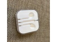Apple iPhone headphones box (not headphones)