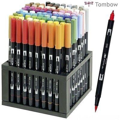 Tombow Dual Brush Pen AB-S-96C Tischständer