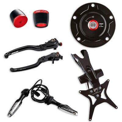 Ducati Sport Package Rear Indicator Lever Fuel panigale V2 V4 Streetfighter V4