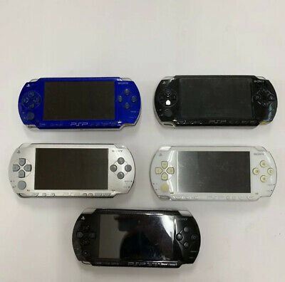 Used SONY PSP Playstation Portable Console Only PSP-1000 JAPAN Various colors