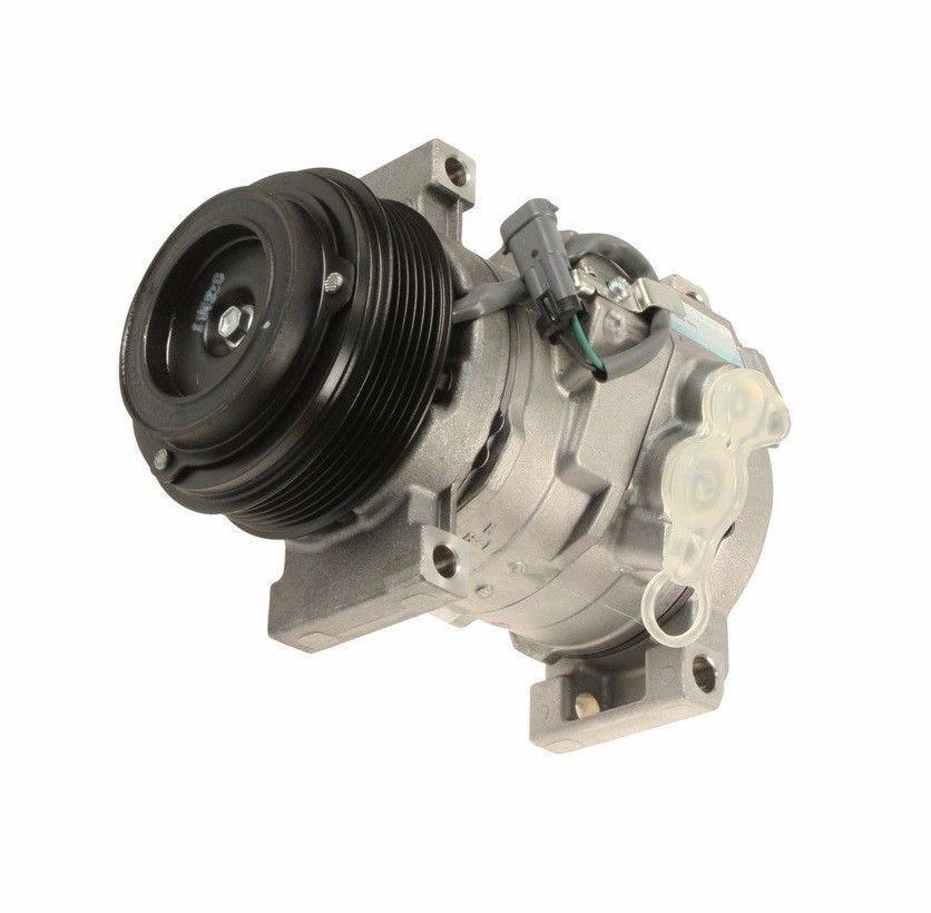 A//C Compressor For 1999-2002 Chevy Silverado 1500 2000 2001 F187QJ