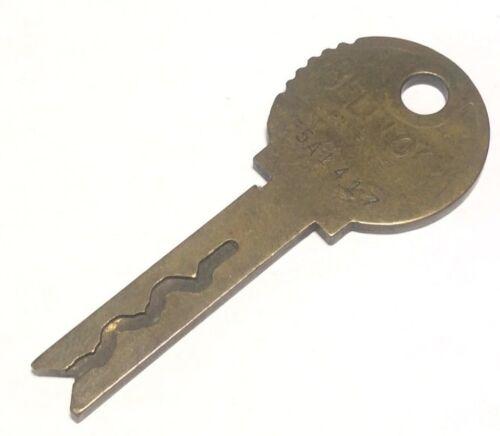 Bellock brand key, #55a1417, locksmith