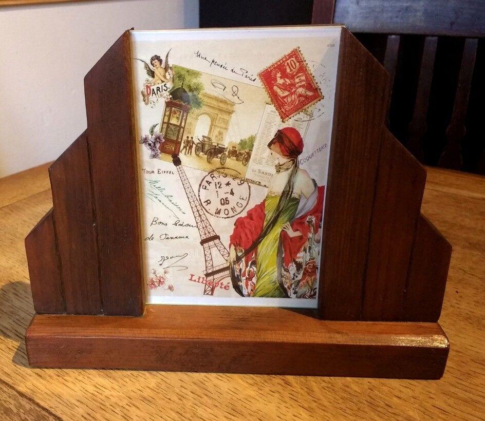 Art Deco Style Wooden Photo Frame In Norwich Norfolk Gumtree