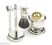 Safety Razor Set New