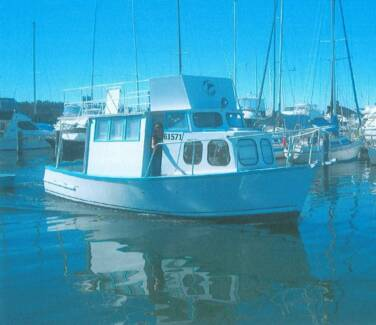32ft Sambraillo Ex-Cray Motor Cruiser Bicton Melville Area Preview