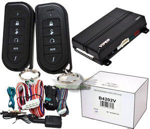 viper 4204 responder le remote start system with keyless
