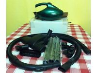 PORTABLE VACUUM CLEANER ( POWERFUL ), ( IMMACULATE CONDITION ) INCLUDING ACCESSORIES PACK