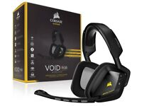 Corsair VOID Wireless Dolby 7.1 RGB Gaming Headset PC Gaming
