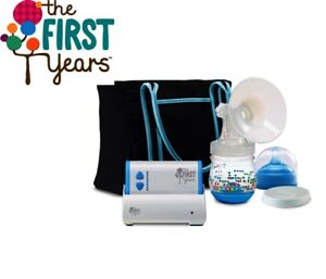 The First Years Single Electric Breast Pump