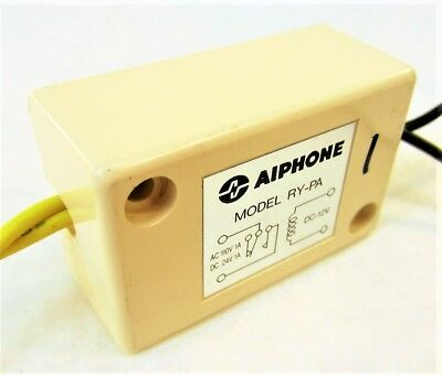 Aiphone RY-PA 12VDC Door Release Relay Aiphone Ry Pa