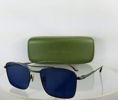Brand New Authentic MASUNAGA Sunglasses 9009 Military Pilot Black Frame (Military Sunglasses Brands)