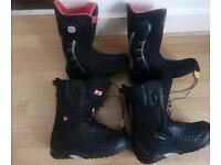 Burton Ion Snow Boarding Boots Size 8 UK