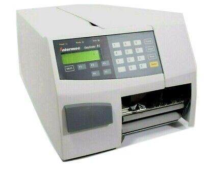 Intermec Easycoder F4 Barcode Label Printer Monochrome