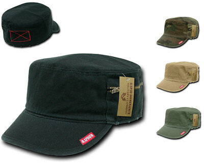 Rapid Dominance French Round Bill Fatigue Cadet Military Army Caps -