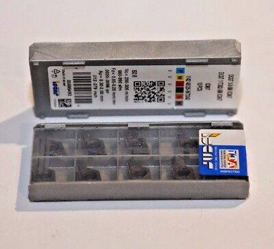 Dcgt 3-0 Sm Ic907 Iscar 10 Inserts Factory Pack