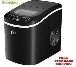 Igloo Countertop Ice Maker Manual : -iGloo-ICE102-BLACK-PORTABLE-Ice-Maker-Mini-Machine-Bar-26-pound-ice ...