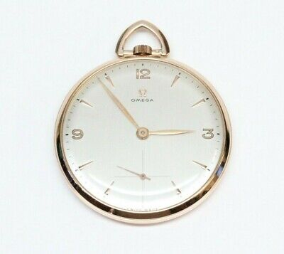 Vintage OMEGA Pocket Watch - Calibre 140 - 15 Jewel Movement - GORGEOUS