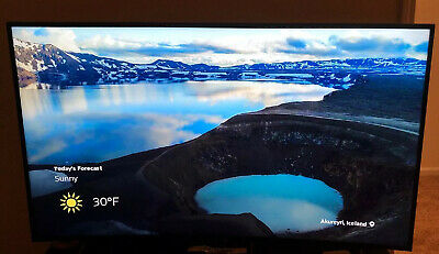 Samsung Curved 55-inch 4K UHD 7 Series Ultra HD Smart TV (2019 Model) LN