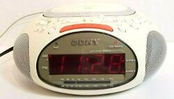 Japan* Sony Psyc Dream Machine ICF-CD832: CD Player/AM FM Radio/Alarm Clock, Tan