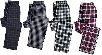 Phil & Co Berlin warme Herren FLANELL Pyjamahose Schlafanzughose Homewear
