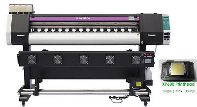 1520mm 60 Large Format Printer Eco Solvent Ripwide Banners Vinyls Sublimation
