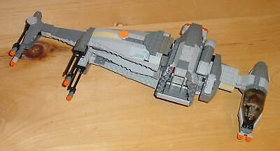 LEGO 6208 Star Wars B-Wing Fighter complete w instructions