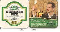 Wieninger Bier Sottobicchiere Birrabeer Coaster Pavadas Mats Bierdeckel -  - ebay.it