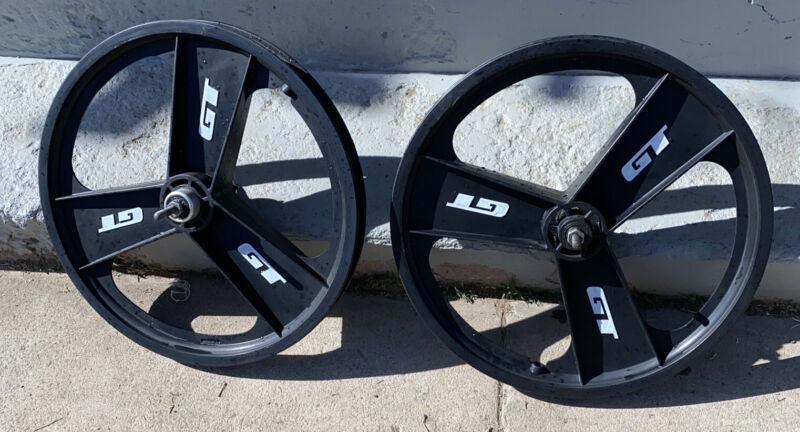 """GT Fan Mags Mid School Bmx Wheels 20"""""""