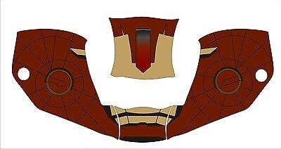 Miller Digital Infiniti 271329 Welding Helmet Infinity Decal Sticker Iron Man