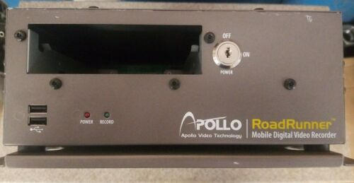Apollo Video Technology RoadRunner Mobile Digital Video Recorder MRH8
