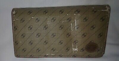 Vintage Gucci Accessory Collection Wallet Organizer Coin 7 Credit Cards