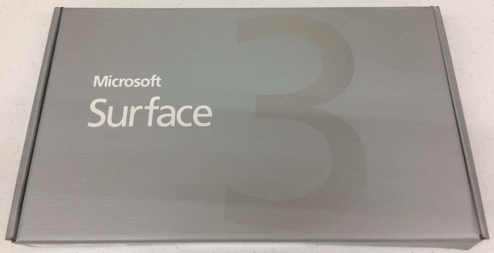 Microsoft Surface 3 64GB, Wi-Fi + 4G , 10.8in - Silver