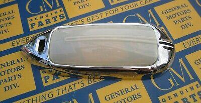 1949-1964 Buick Cadillac Chevrolet Oldsmobile Pontiac Dome Light Lens & Bezel