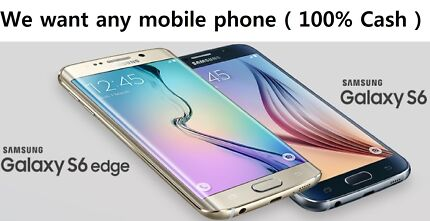 Looking for Samsung Galaxy s6 & Edge Strathfield Strathfield Area Preview