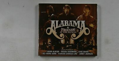 Alabama & Friends At The Ryman US 2CD + DVD 2014 Sealed! Country