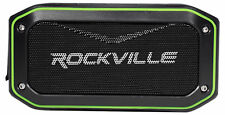 Rockville ROCK ANYWHERE WaterProof Portable Bluetooth Speaker+TWS Stereo Linking