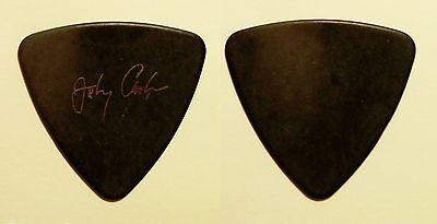 Johnny Cash Signature Black Promotional Bass Guitar Pick