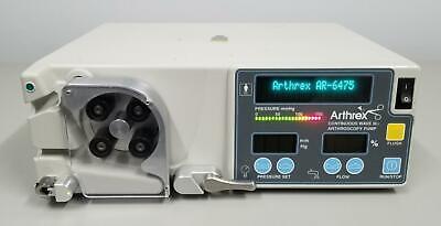 Arthrex Ar-6475 Arthroscopy Continuous Wave Iii Pump