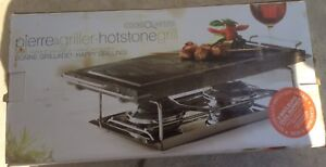 Table grill hotstone grill