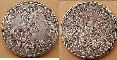 Click now to see the BUY IT NOW Price! 1626 AUSTRIA 2 THALER SILVER DOUBLE THALER ARCHDUKE LEOPOLD V