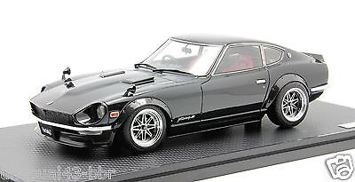 1/18 Ignition Model Nissan Fairlady Z (S30) Black Customise Free Shipping for sale  Shipping to Canada