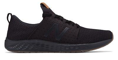 New Balance Mens Fresh Foam Sport Shoes Black