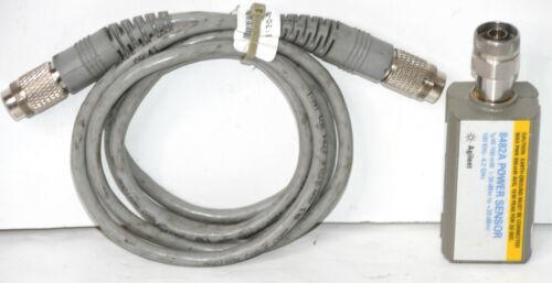 Agilent / HP 8482A Power Sensor (100kHz 4.2GHz 1uW 100mW) (-30dBm 20dBm)