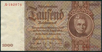 Ro.177 1000 Reichsmark 1936 Schinkel (1)