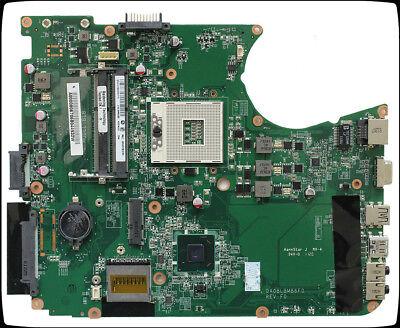 A000080670 DA0BLBMB6F0 for Toshiba Satellite L750 L755 Motherboard PGA989 segunda mano  Embacar hacia Argentina
