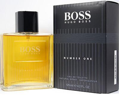 Parfum HUGO BOSS BOSS N.1 EAU DE TOILETTE 125ML Neuf